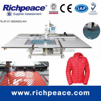Richpeace Single Head Automatic Sewing Machine With Lifting Head