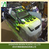Customized Big size vacuum formed car body shell with printing