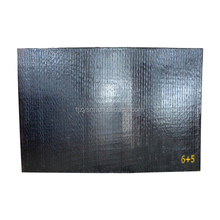 chromium carbide overlay impact resisting and heat resisting steel plate