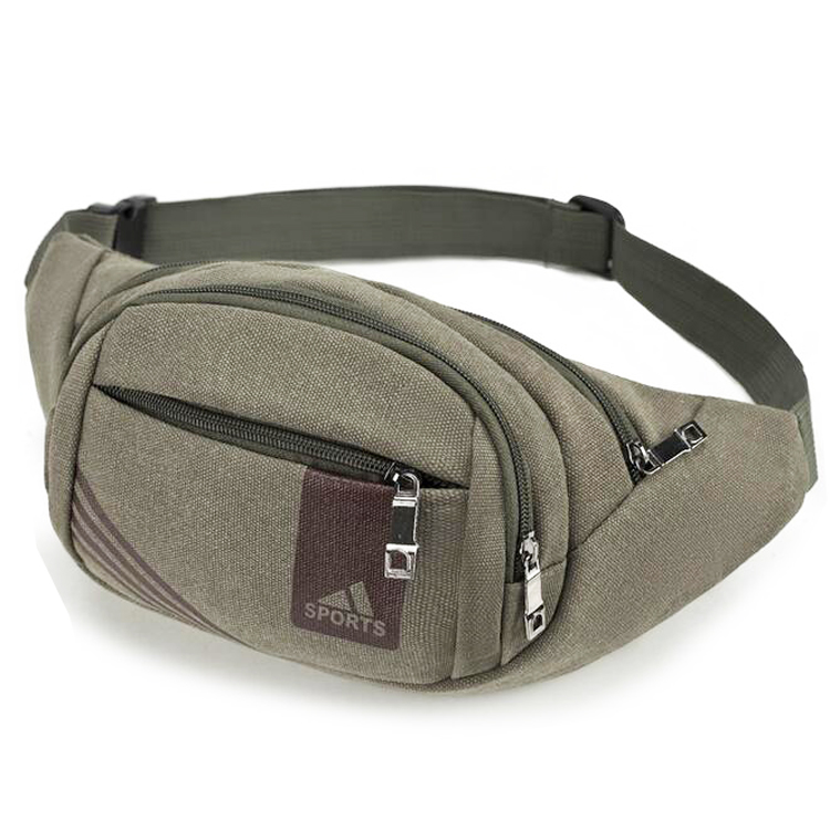 Pack Waist Bag Men And Women Running Belt Travel Chest For Phone Portable Pouch