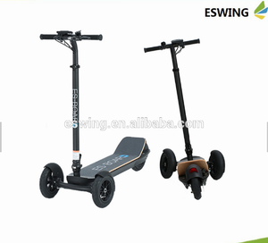 Smart Balancing Scooters Electric Board Drifting Scooter Personal Adult Transporter