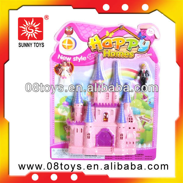 Doll indoor play house toys
