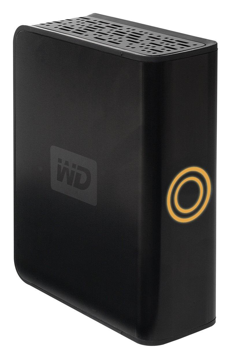 Western Digital My DVR Expander 500 GB eSATA External Hard Drive