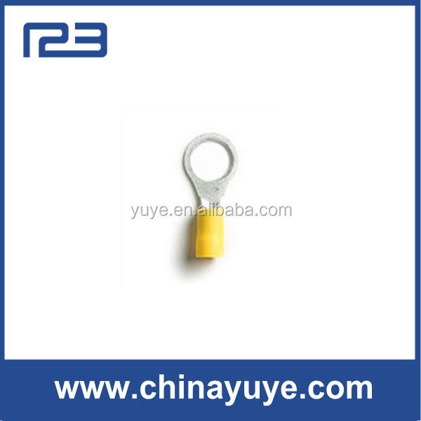 Pre insulated terminals/Ring Terminals Vinyl Insulated Yellow