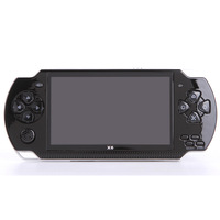 Handheld Game Console 4.3 inch screen mp4 player MP5 game player real 8GB support for psp game camera video,e-book