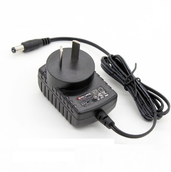 Australian approved Wall charger 12v led power supply 1a dc adapter