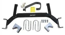 """JAKE's 5"""" Axle Lift Kit for EZGO TXT Gas 2009.5 & Up Golf Cart"""