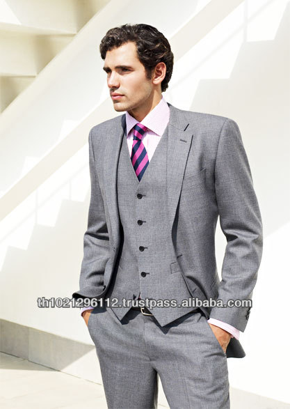 Tailored Made Men's Suit
