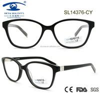 High Quality Hand Made Square Acetate Eyeglass Frames,Optical ...