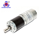 12V planetary gearhead with dc brush motor, 4:1 coffee machine 24v dc motor with gearbox