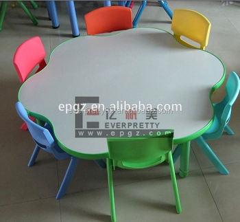 Phenomenal 6 Seater Plastic Desk Chair For Kindergarten Kindergarten Education Table And Chairs Buy 6 Seater Plastic Desk Chair Kindergarten Kindergarten Table Inzonedesignstudio Interior Chair Design Inzonedesignstudiocom