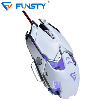 Both hand usb good gaming mouse
