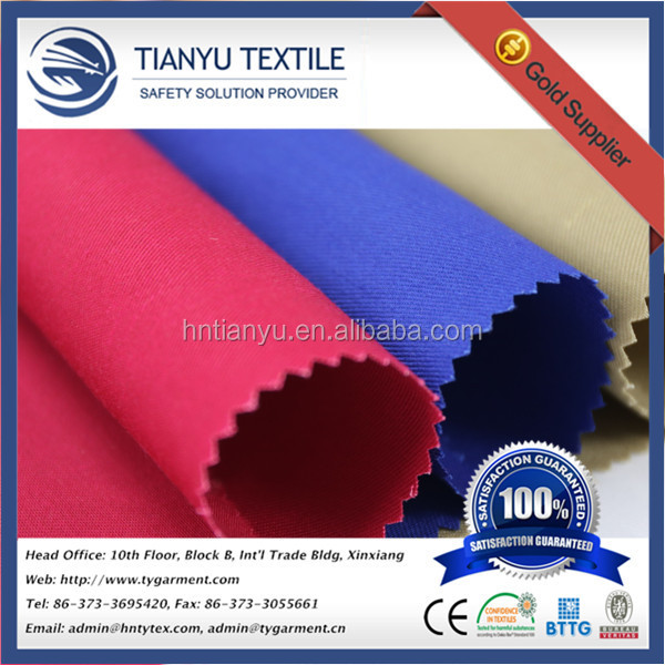quality factory price cotton twill fabric direct distribution