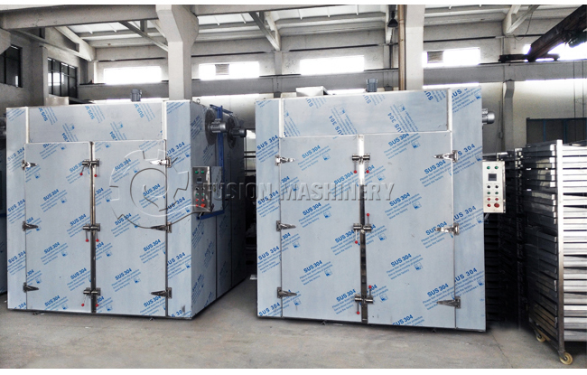 48 trays vegetable and fruit drying machine with CE/used fruit slice dryer/fruit drying machine