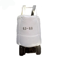 Hot sale polypropylene big bags top open jumbo bag 1 ton big bag