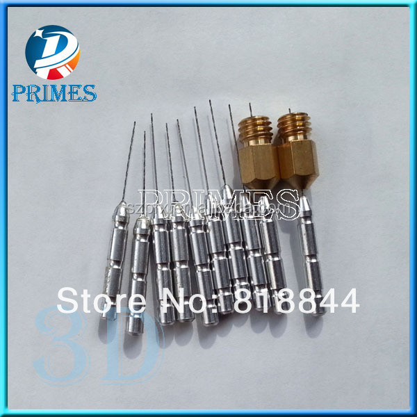 Drilling Head for 3D Printer Nozzle Cleaning MK8 cleaning nozzle bit