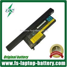 New Genuine battery laptop for Lenovo IBM Thinkpad X60 X61 8-Cell 14.4V 75WH Battery 40Y7003 42T4632 laptop battery