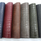 imitation leather,high quality embossed pu leather for making bag ,synthetic leather