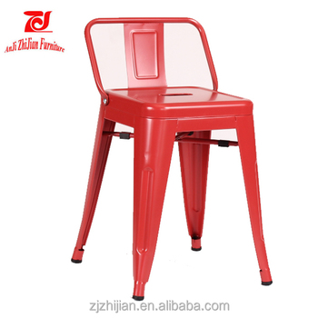 Small Size Colorful Kids Metal Chairs With Back ZJT12m  sc 1 st  Alibaba & Small Size Colorful Kids Metal Chairs With Back Zjt12m - Buy Kids ...