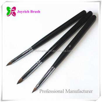 Sculpture Nail Art Brush Professional Supplies 3d Kolinsky Germany
