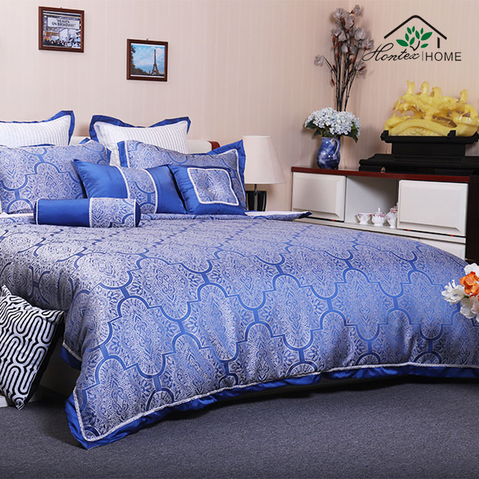 2018 Luxury Bedding Chinese New Morden Design Home Choice Hotels