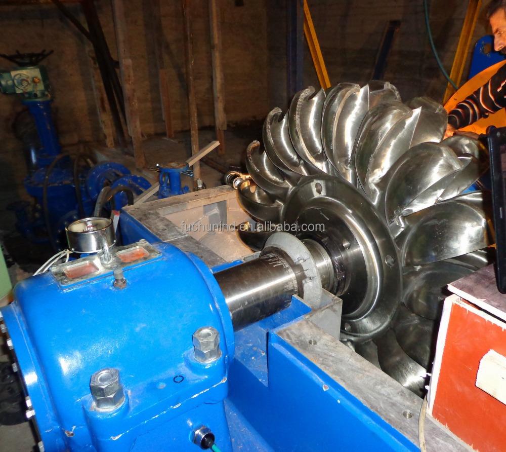 500kw Hydro Power Turbine / Micro Turbine Generator / Hydro Generator Price  - Buy Hydro Power Turbine,Micro Turbine Generator,Hydro Generator Price