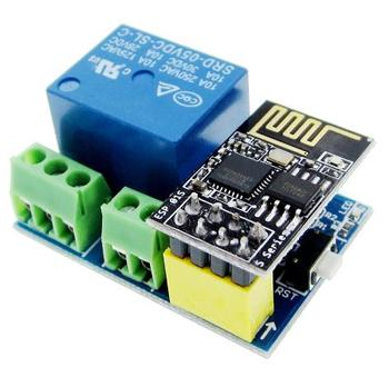 Esp8266 Esp-01 5v Wifi Relay Module Things Smart Home Remote Control Switch  For Phone App Esp01 Wireless Wifi Module - Buy Wireless Remote Motor
