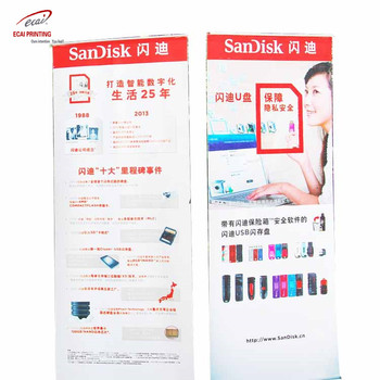 Custom Aluminum Roll Up Banner, High Quality Advertising Roll up Banner