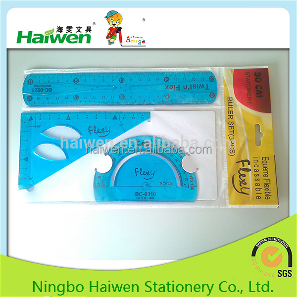 Triangle Ruler try angle square ruler set triangular scale ruler