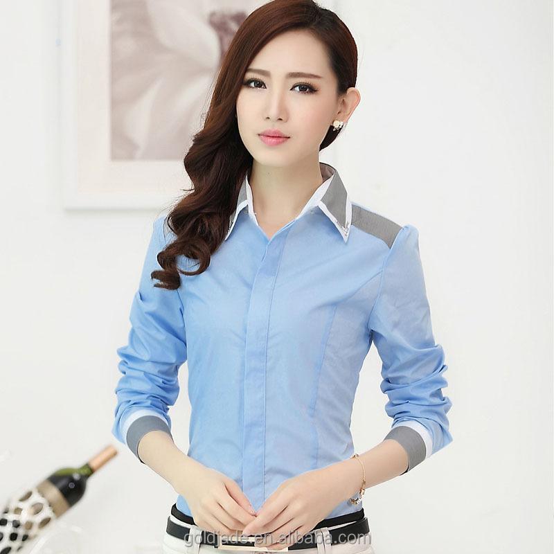 Ladies Formal Shirt Design, Ladies Formal Shirt Design Suppliers ...