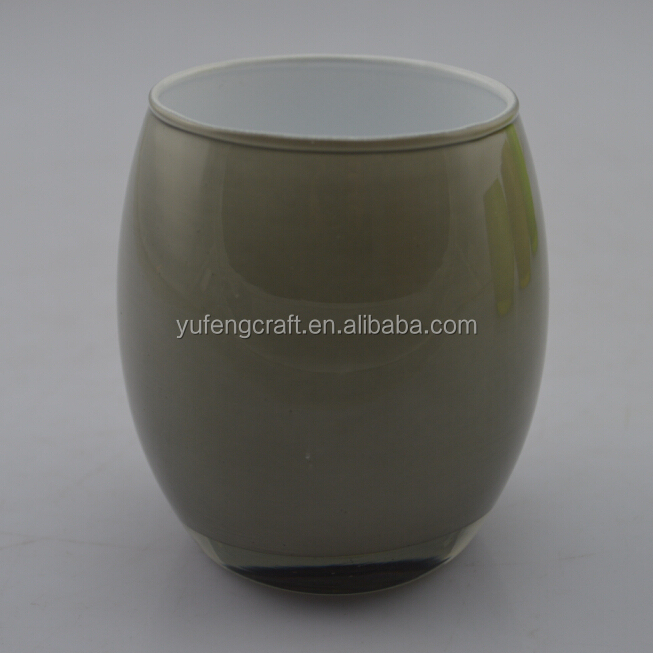 egg shape tea light holders any color we can produce