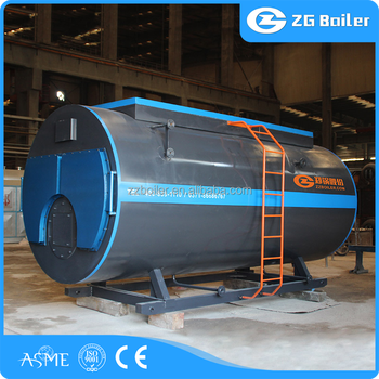 70 Years History Factory Supply Gas Combi Boiler With Water Tank ...