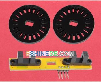Speed Sensor Slot-type Optocoupler Module + Code Disc For Smart Car - Buy  Speed Sensor,Slot-type Optocoupler Module,Smart Car Code Disc Module  Product