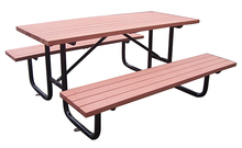 Recyled Wooden Wood Picnic Tables Camping Table Outdoor Use