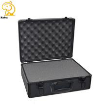 Heavy Duty Equipment Protective Plastic case VS aluminum project box enclosure case