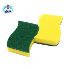 MR SIGA Heavy Duty Scrub kitchen cleaning Sponge Scourer