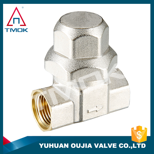 TMOK Best Quality Useful 1/2''-4'' Brass Y Strainer and high pressure in OUJIA VALVE FACTORY