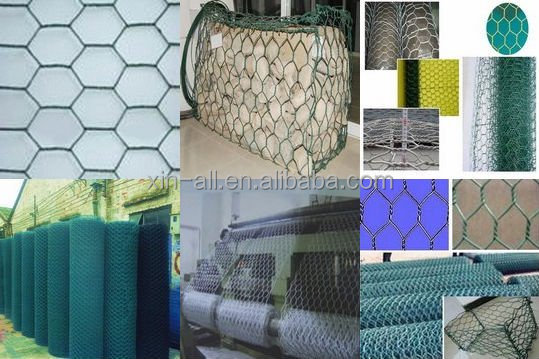 lobster trap / crab / fish trap pvc coated hot dipped galvanized hexagonal wire