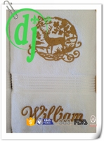 dobby shower towel /design your own modal and cotton high end facial cloth towel