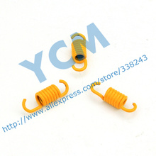 1500RPM 1500N Modify High Performance GY6 125cc 150cc Racing Clutch Spring  3 Pcs/Set Scooter Engine Parts Wholesale