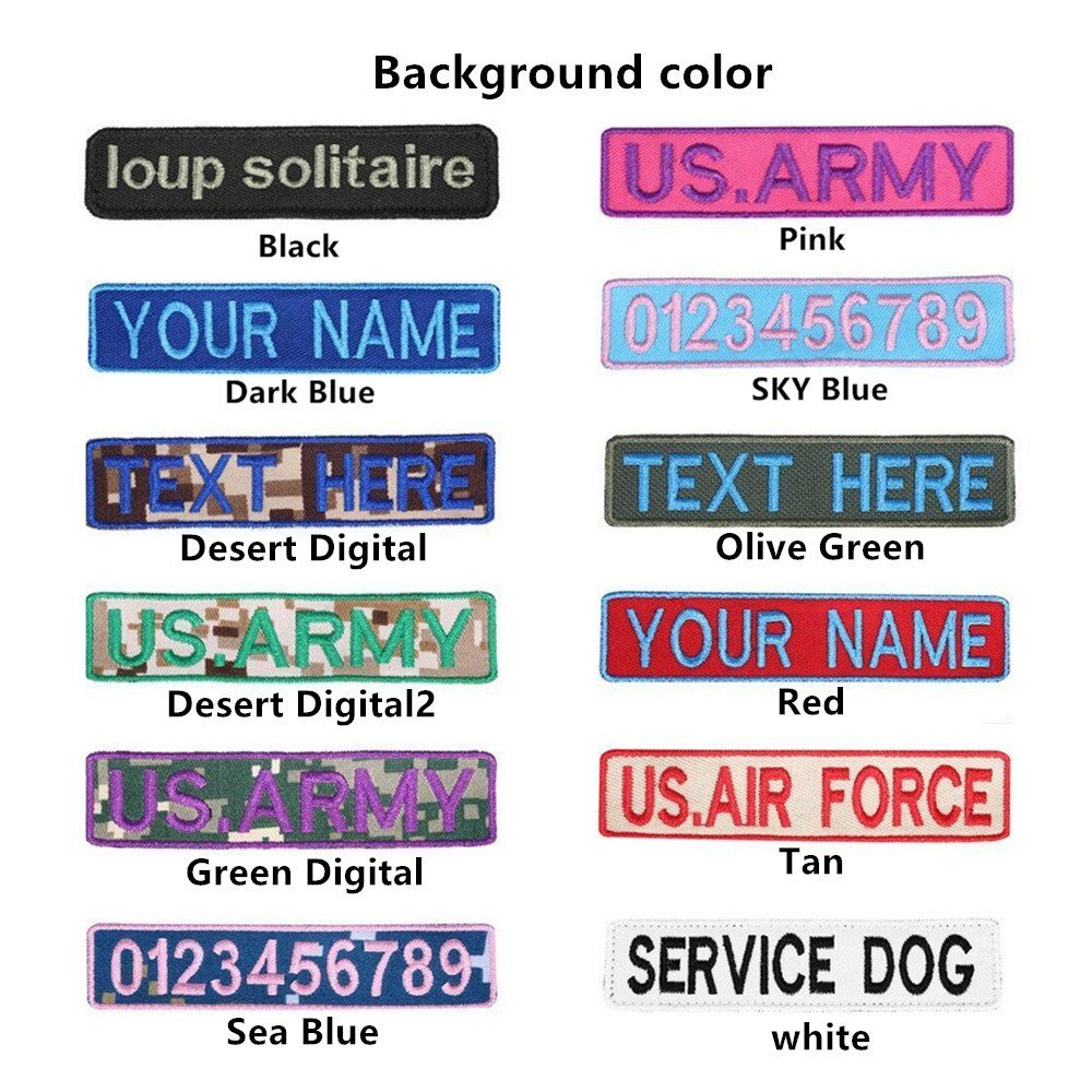 5c7a366790a7 Cheap Custom Name Tag Patches, find Custom Name Tag Patches deals on ...