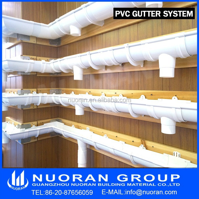 Fabrica precio techo sistema de canalones canal n de pvc - Canalones de plastico ...