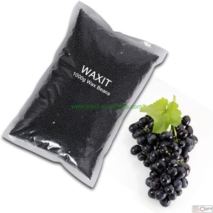 WAXIT 1000g Pure Natural Honey Depilatory Body Hair Removal Pearl Paraffin Hard Body Wax Beans