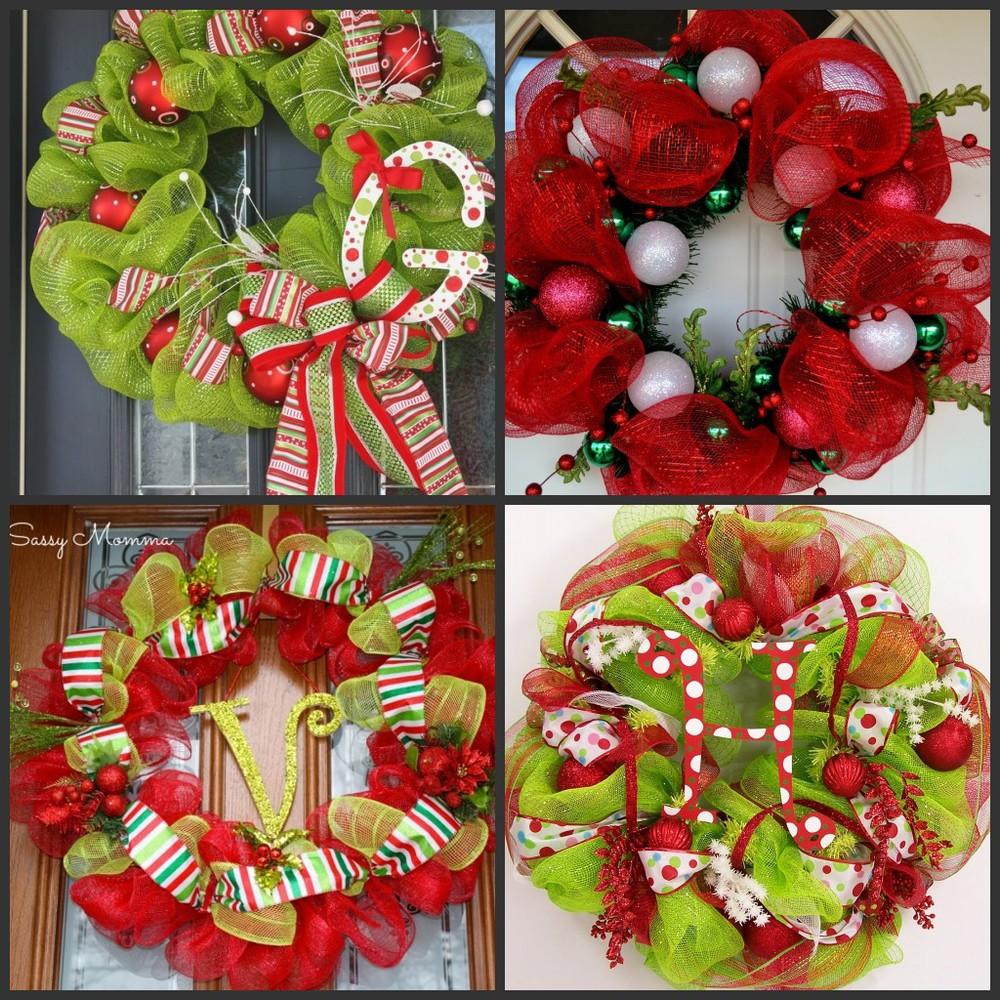 Christmas decor mesh for christmas ornaments decorations for Christmas decorations where to buy