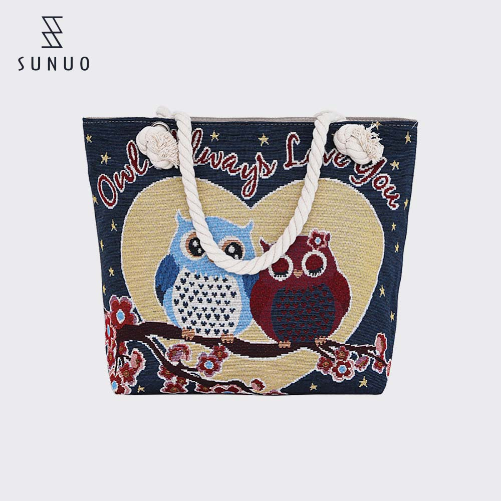 owl beach bag owl beach bag suppliers and manufacturers at