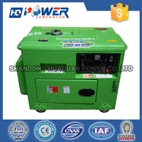 electric generac 5kw silent generators made in china price