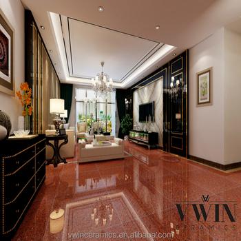 Brick India Red Oxide Color Terracotta Granite Flooring Design