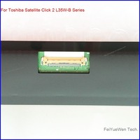 Touch Screen For Toshiba Satellite L35W-B3204 LCD Screen Digitizer Glass