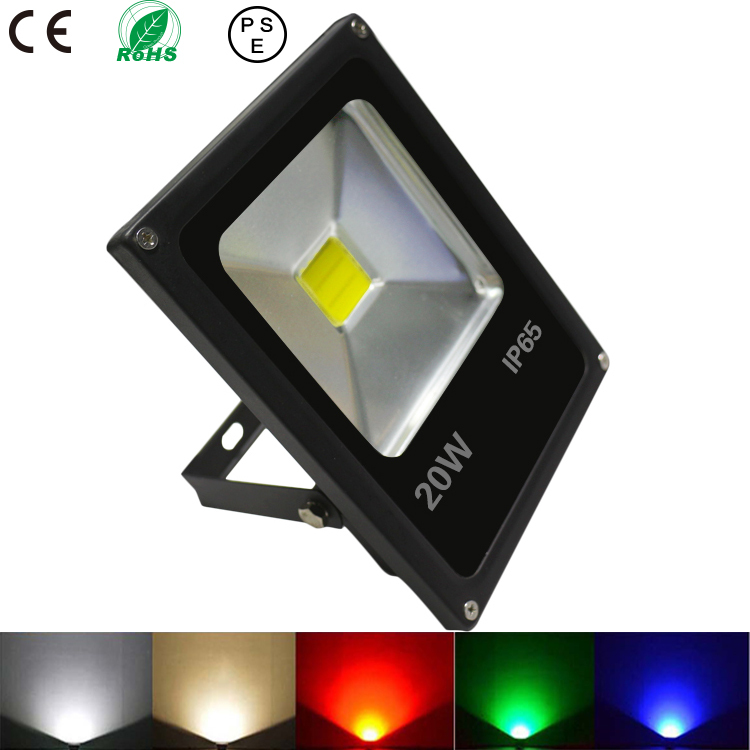 20w led flood light garden spotlight outdoor lampe projecteur led rgb eclairage exterieur