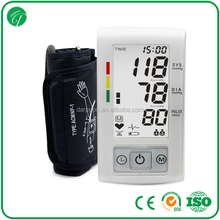 Portable Home Digital Wrist Blood Pressure Monitor, Wrist tech blood pressure monitor,Sphygmomanometer with LCD Display